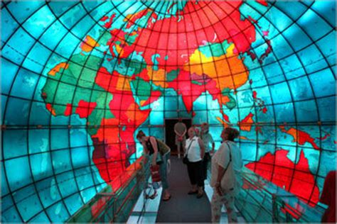 boston mapparium great globe attractions the student room