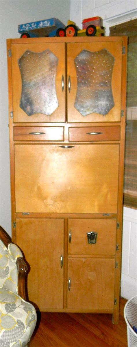 vintage hoosier kitchen cabinet vintage art deco kitchen hoosier cabinet
