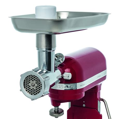 478100   Jupiter Metal Food Grinder Attachment