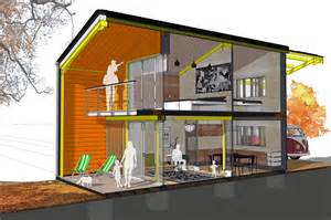 home architect design grand designs style house that costs just 163 41 000 to make gets south wales planning go ahead