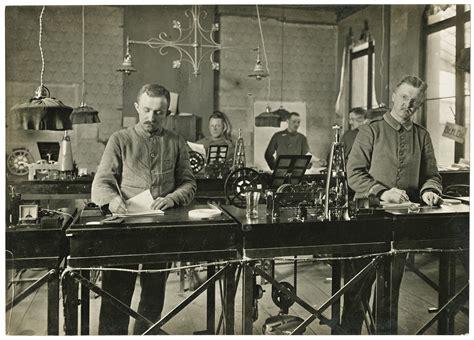 wann begann 2 weltkrieg netze des krieges kommunikation 1914 18 fktg fernseh