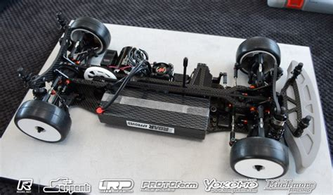 house bill 5 red rc events 187 first images hb pro 5 touring car
