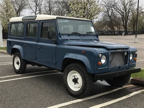 land rover garage 1989 land rover defender 110 outback garage