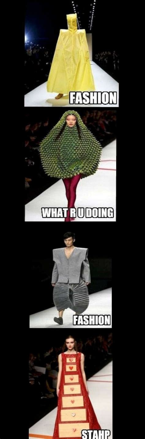 Fashion Meme - funny fashion 18 pics