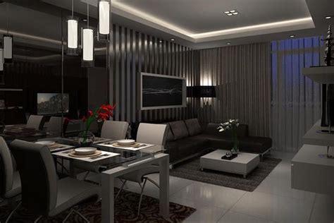 desain dapur gabung dengan ruang keluarga desain ruang tamu digabung dengan ruang makan rumah dan