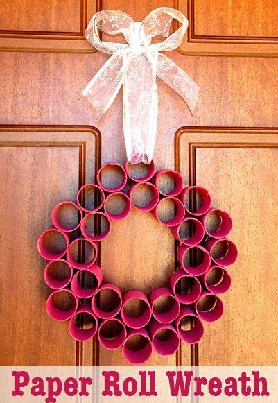 roll of christmas lights 12 days of christmas toilet paper roll crafts homemade