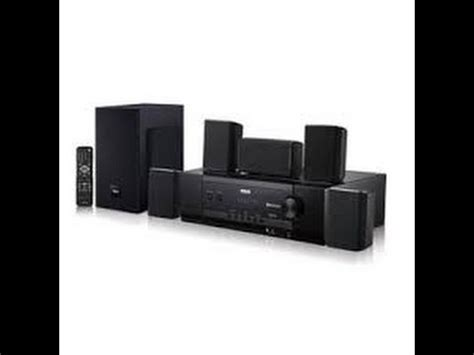 rca 5 1 surround sound 1000 watt home theater rt2781be
