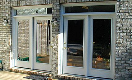 hinged pato door patio profiles steel hinged patio doors therma tru doors