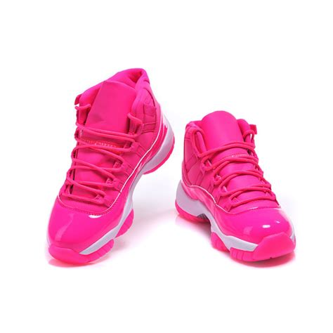 all jordans shoes air 11 high top all pink price 70 99