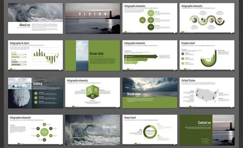 professional presentation ppt template 60 beautiful