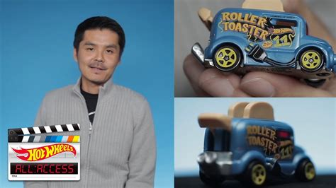 Roller Toaster the roller toaster with ryu asada all access