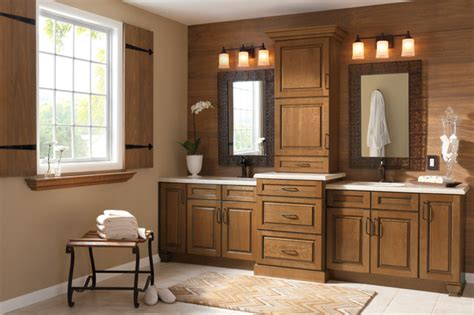 Kitchen Craft Bathroom Vanities by Kitchen Craft Bathroom Cabinets Traditional Bathroom