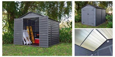 abri de jardin en r 233 sine polycarbonate skylight 4 5 m 178 oogarden