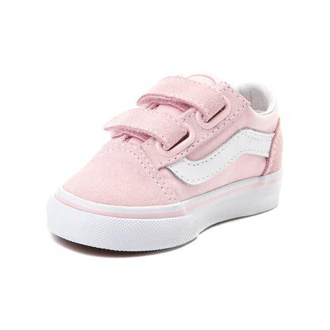 light pink infant shoes toddler vans skool v skate shoe pink 99498177
