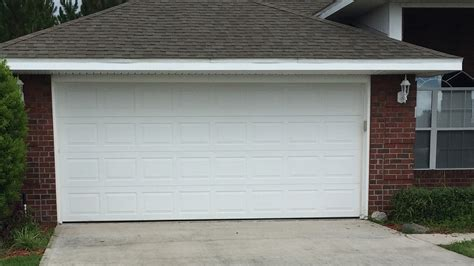 the best standard garage door sizes and type acvap homes