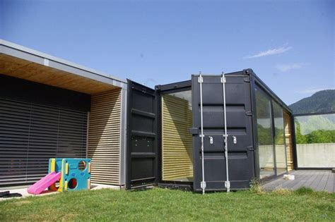 Extension Maison En Container 3012 by Container Extension Residential Extensions