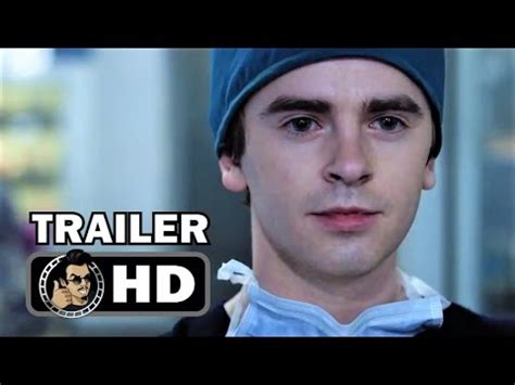 tv show trailer the doctor official trailer hd freddie highmore abc