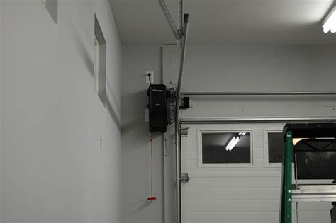 Side Mount Garage Door Opener Batteries Home Design Ideas Garage Door Opener Side Mount