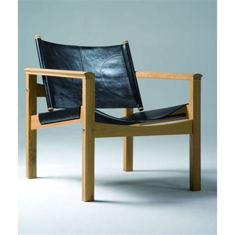 black leather armchair peglev black leather armchair by objekto
