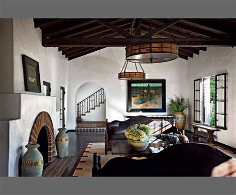 spanish style decor spanish style interior design livingroom for the home