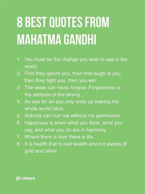 gandhi biography quotes powerful advice from mahatma gandhi that everyone should