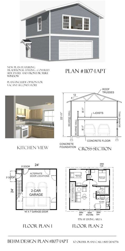one bedroom house plans floor plan 2 with 1 bedroom enlarging great room make 16556 | 5674803e603d77a65cc28e81a277b169