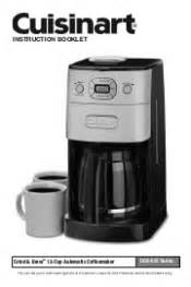 Cuisinart Coffee Maker With Grinder Instructions Download Free Software Cuisinart Coffee Maker Manual Grind