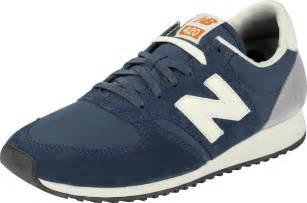 new balance u420 schuhe blau grau