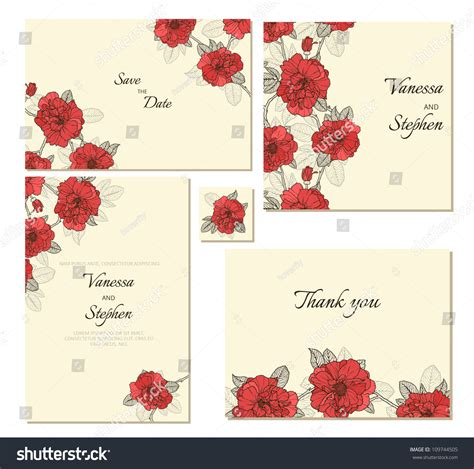 thank you messages for wedding invitation set of floral frames for wedding invitation save