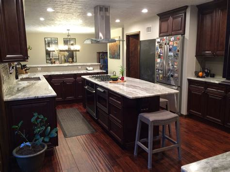 family kitchen with long island family kitchen design perfect family kitchen with island and bartop lux design
