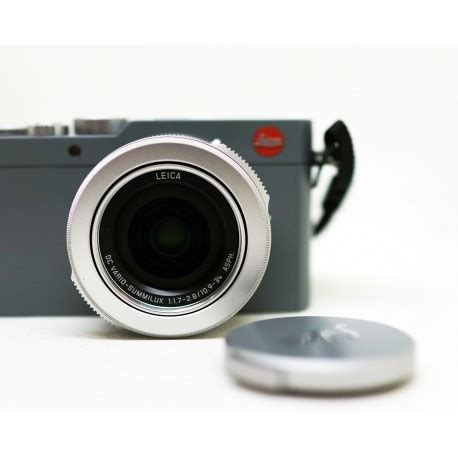 leica d lux (typ 109) digital camera (solid gray) meteor