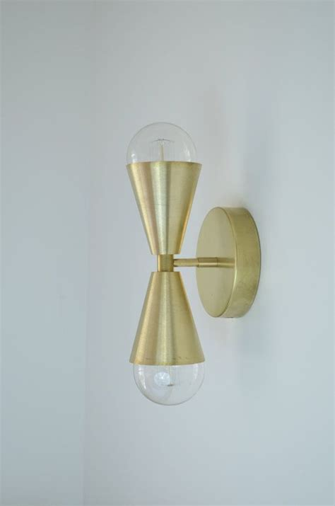 Wall Lights Design: examples of brass wall light antique brushed Antique Brass Wall Light, Brass