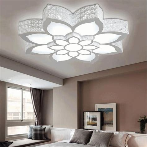 Led Lighting Living Room - new fashion lotus led chandeliers led ls high power led