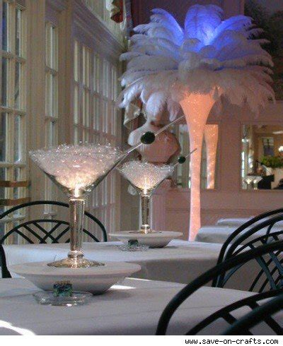 martini glass centerpieces for sale large martini glass centerpieces to buy