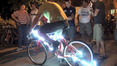 How To Find Negative Energy At Home bicycle generator led light solution youtube