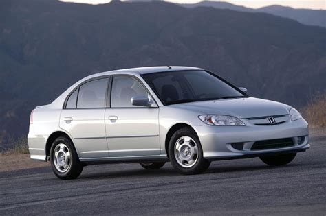 honda civic hybrid page  review  car connection