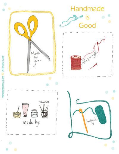 printable craft tags free printable gift tag roundup urban comfort
