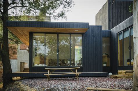 Black Cabin by Gallery Of The Black Cabin Revolution 25
