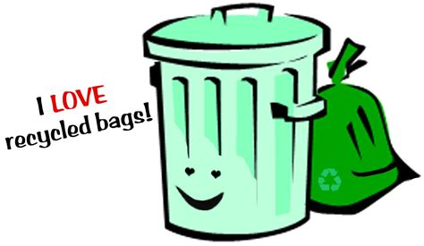 trash clip bag in garbage can clipart clipart suggest