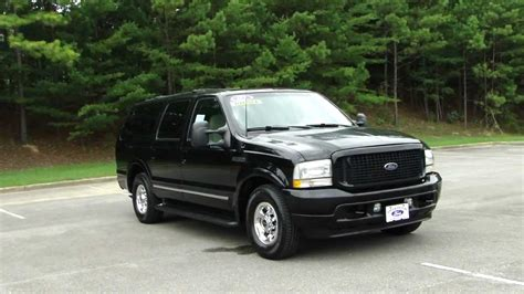 2003 Ford Excursion 2003 Ford Excursion Information And Photos Momentcar