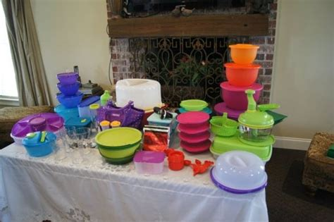 Toris Tupperware Baby Shower by My 7 30 11 Bridal Shower Wedding Cupcake Shower Tea