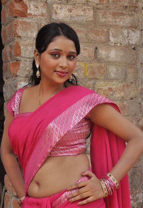 film india hot heroine film actress india jothisha hot saree navel show