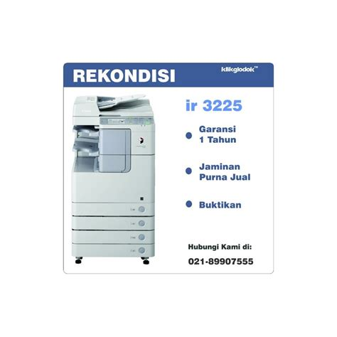 Printer Fotocopy Laser jual harga canon imagerunner ir 3225 mesin fotocopy