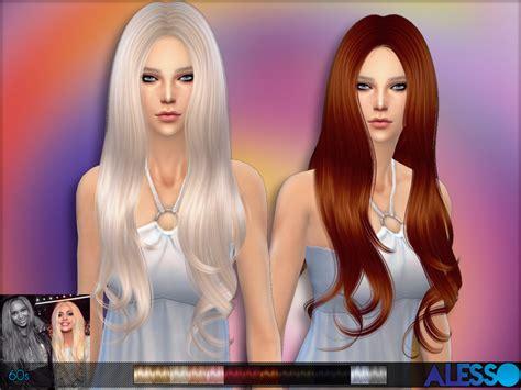 sims freeplay long hair apk anto 60s hair