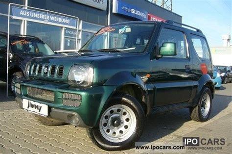 Suzuki Jimny Towing Weight 2006 Suzuki Jimny Lim 1 3 3d M T Ranger Club Car