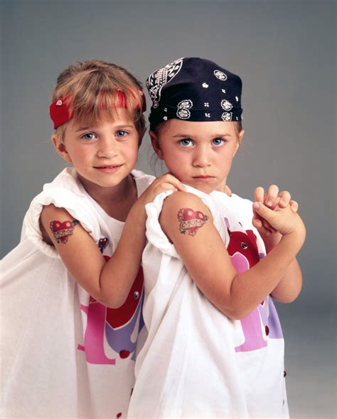 twins full house the full house media little olsen twins