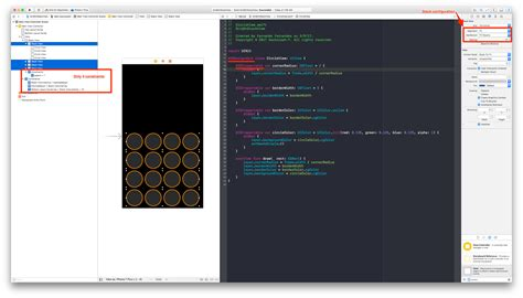 grid layout xcode ios how to have auto layout set up a grid of icons