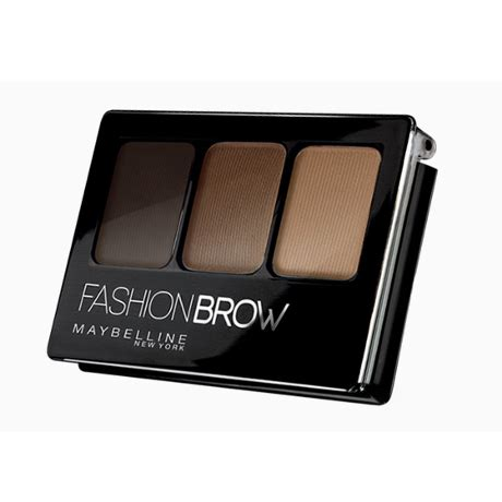 Maybelline Fashion Brow 3d maybelline fashion brow 3d pallette brown reviews
