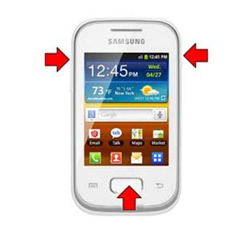 hard reset samsung z130 how to factory reset samsung gt s5301