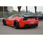 Occasion Ferrari 458 Liberty Walk Met Audi Vering